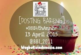 BBI 4th Anniversary: Setelah Bersama Bebi