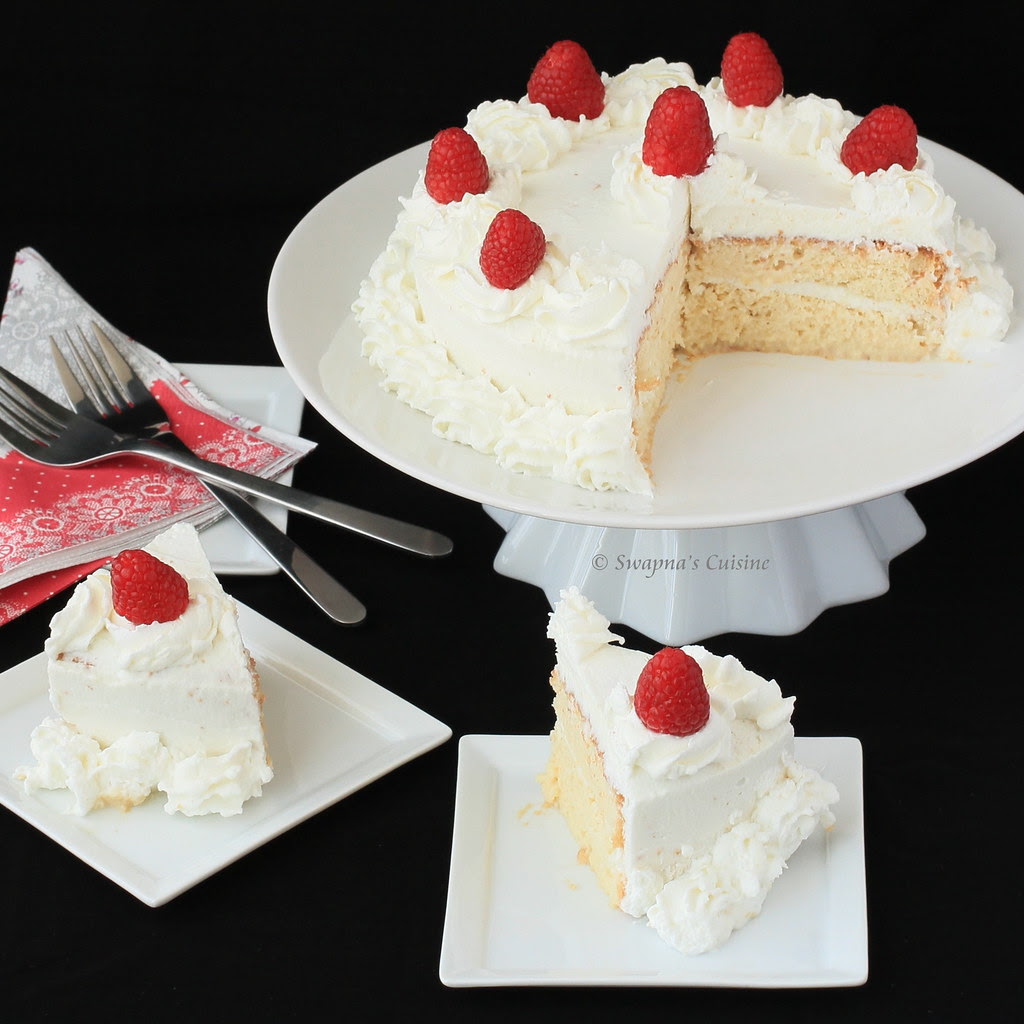 Three-Milk Cake Recipe