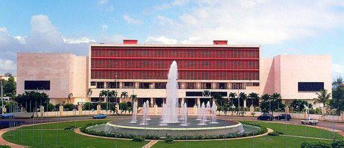 Resultado de imagen para Palacio del congreso nacional dominicano