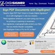 How to legally sign electronic documents online: DigiSigner and SignNow compared - freewaregenius.com