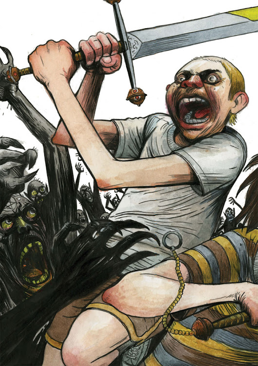 The Wrenchies | Farel Dalrymple | Macmillan