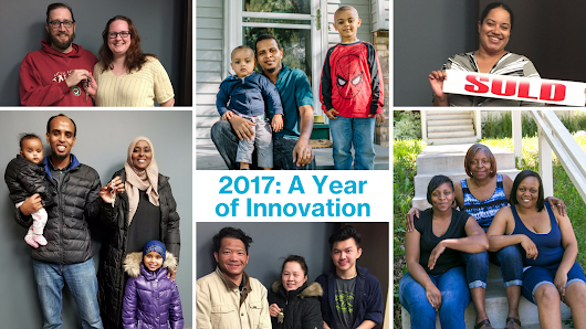 2017: A Year of Innovation at Twin Cities Habitat for Humanity