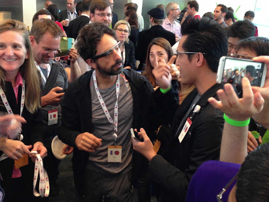 Now You Can Make An App For Google Glass In Just 15 Minutes