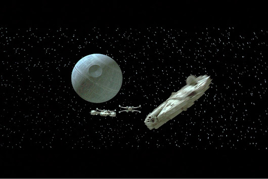 How Destroying the Death Star Bankrupted the 'Star Wars' Galaxy