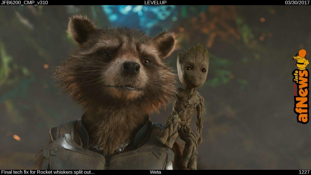 """""""Hey, Groot: si fa un salto a VIEW?"""": Chris Townsend torna a Torino svelando luci e colori dei nuovi """"Guardiani""""!"""