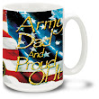Army Dad and Proud - 15oz. Mug