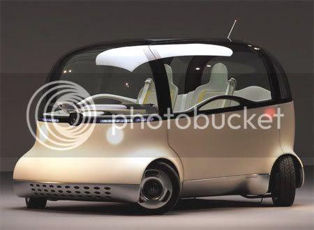 weird car design Hondo Puyo