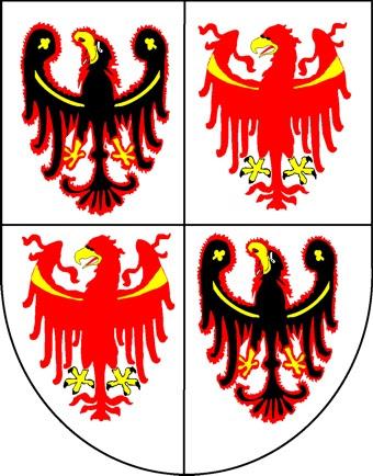 Stemma Regione Trentino Alto Adige