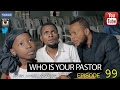 Mark Angel comedy (Who is your pastor)