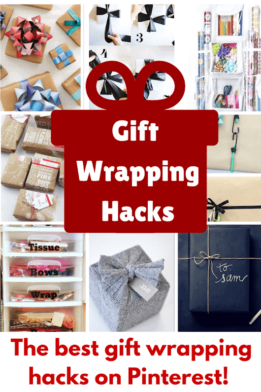The Best Gift Wrapping Hacks that will stop them in their tracks!