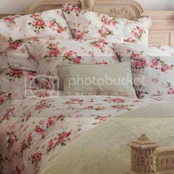 Shabby Chic Bedding, Shabby Chic Quilt, Shower Curtain, Pillows ...