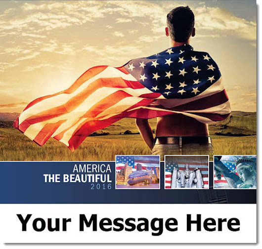 Promo Calendars USA, Canada Low Price 65¢ Advertise Your Business