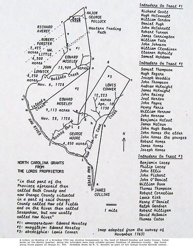 Alston Quarter 1763 small