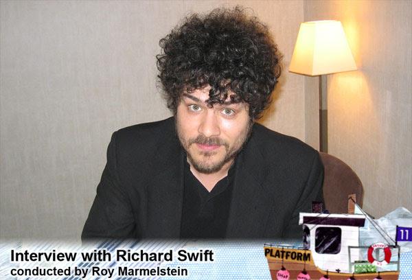 IMG RICHARD SWIFT, American Singer, Songwriter, Multi-Instrumentalist
