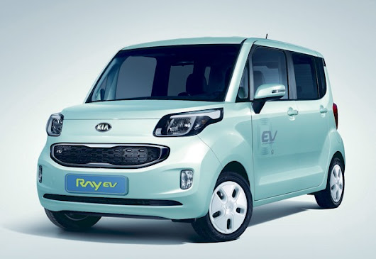 Kia Soul EV might cost $35,000, have a range of 120 miles