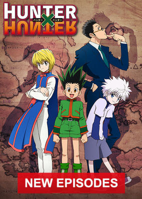 Hunter X Hunter (2011) - Season 3