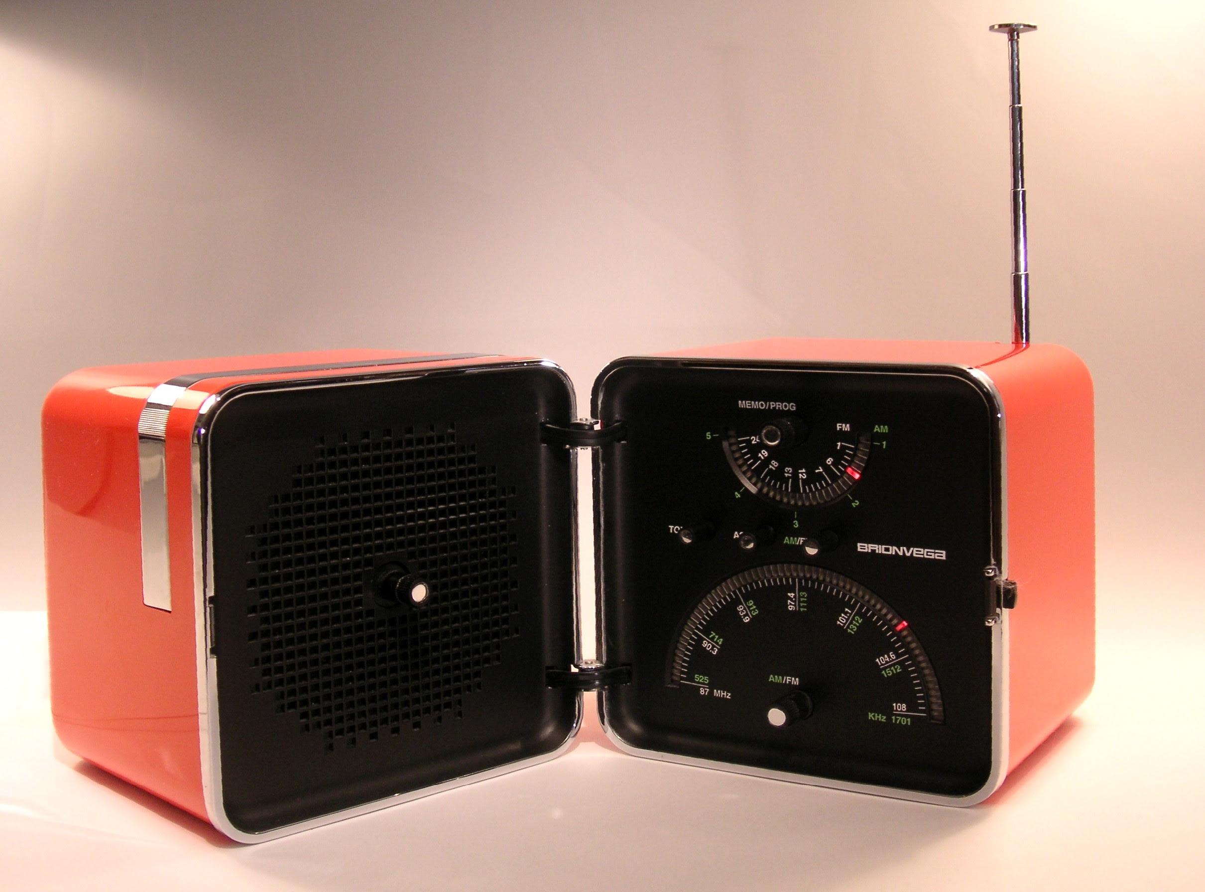 radio cubo