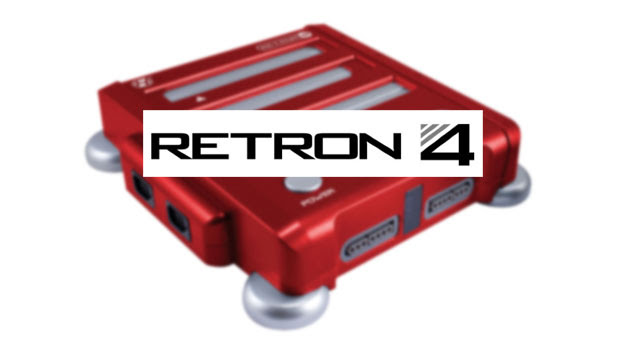 RetroN 4 will play NES, SNES, Genesis and GBA titles, mimics the PS4 and hides