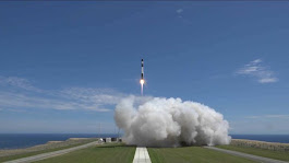 'Space is open for business': NZ start-up successfully launches rocket