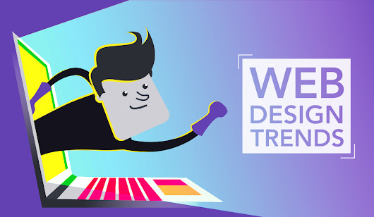 9 Web Design Trends to Watch in 2016