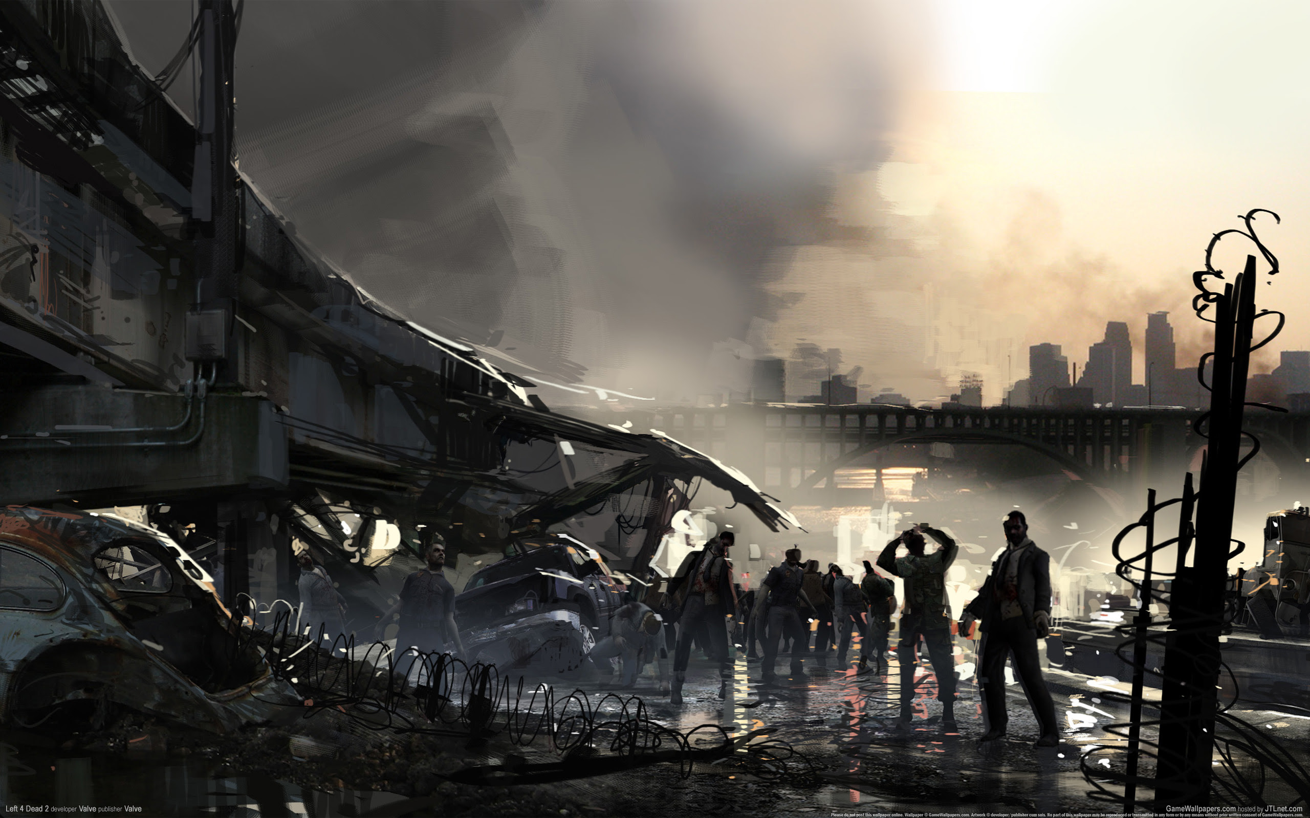 Left 4 Dead 2 Wallpaper 2560x1600 52482