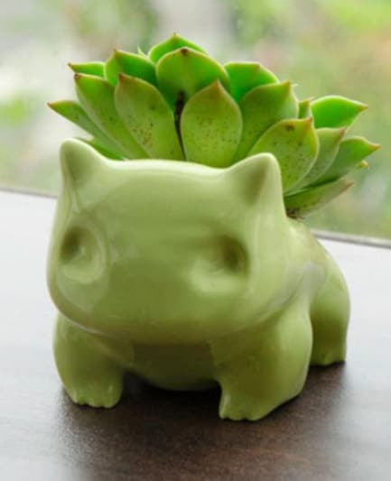 Bulbasaur Planter | Awesome Stuff to Buy