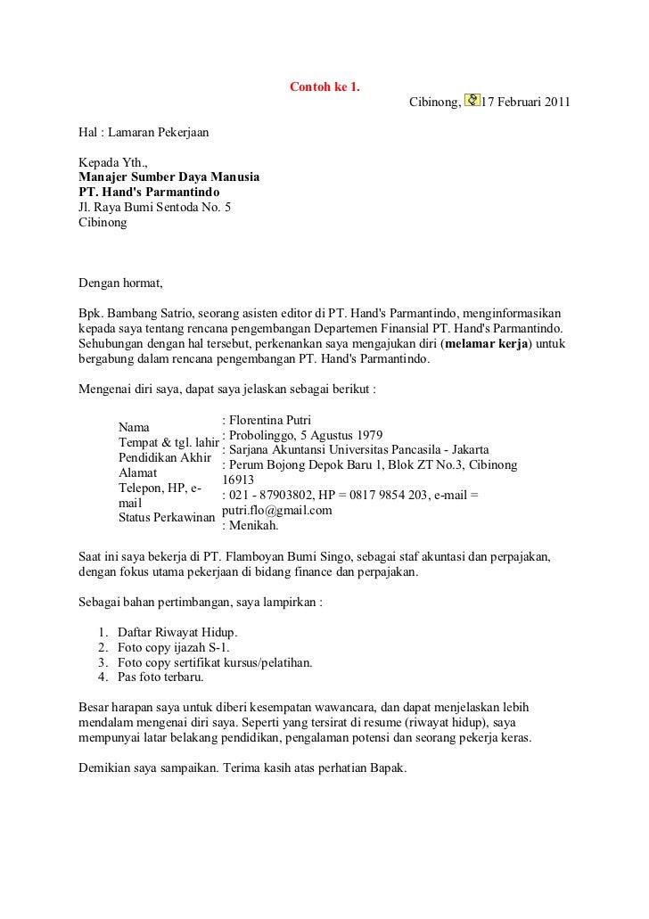 Contoh Surat Rasmi Permohonan  Foto Bugil Bokep 2017