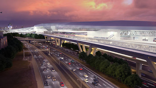 The LaGuardia AirTrain is coming whether NYC needs it or not
