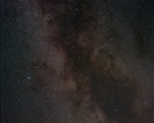Legacy Astrophotography:  Northern Aquila by Nightfly Photography
