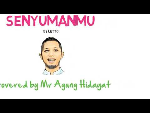 Animasi Video Scribe - Lagu Letto judul Senyumanmu