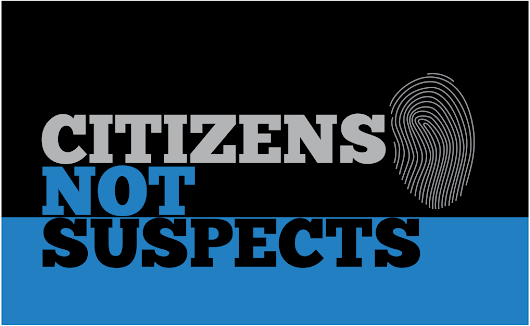 Citizens, not suspects