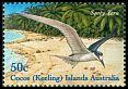Cl: Sooty Tern (Sterna fuscata) SG 398 (2003)
