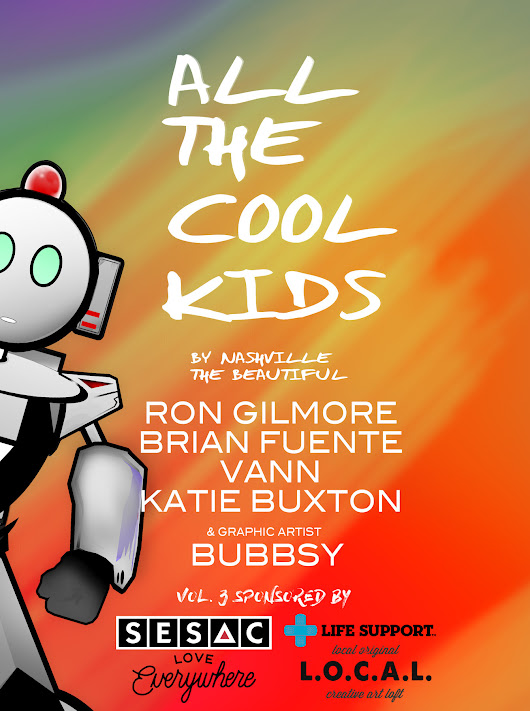All the Cool Kids Show 3