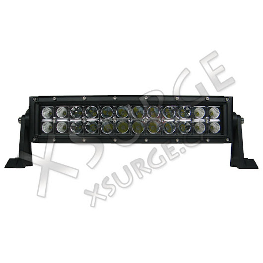 Double row 72W 13.5 inches LED Light Bar - Lumières DEL XSurge LED Lights