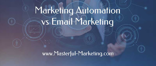 Marketing Automation vs. Email Marketing Solutions