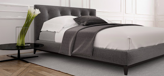 Metal Beds vs Upholstered Beds - Guide Me To Bed