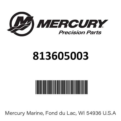 Mercury 813605003 SEAL