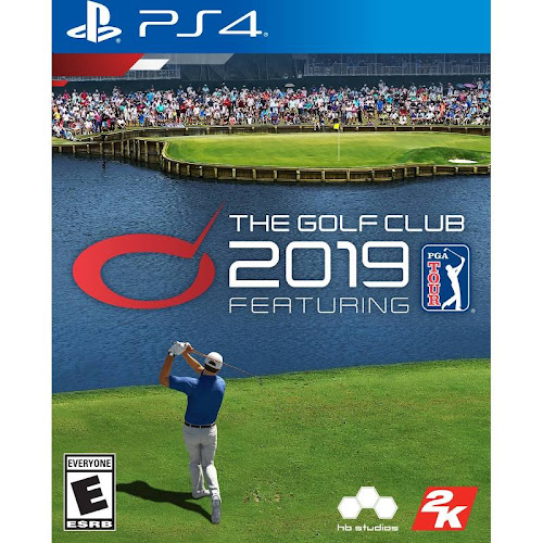 The Golf Club 2019 featuring PGA TOUR [PS4 Game]