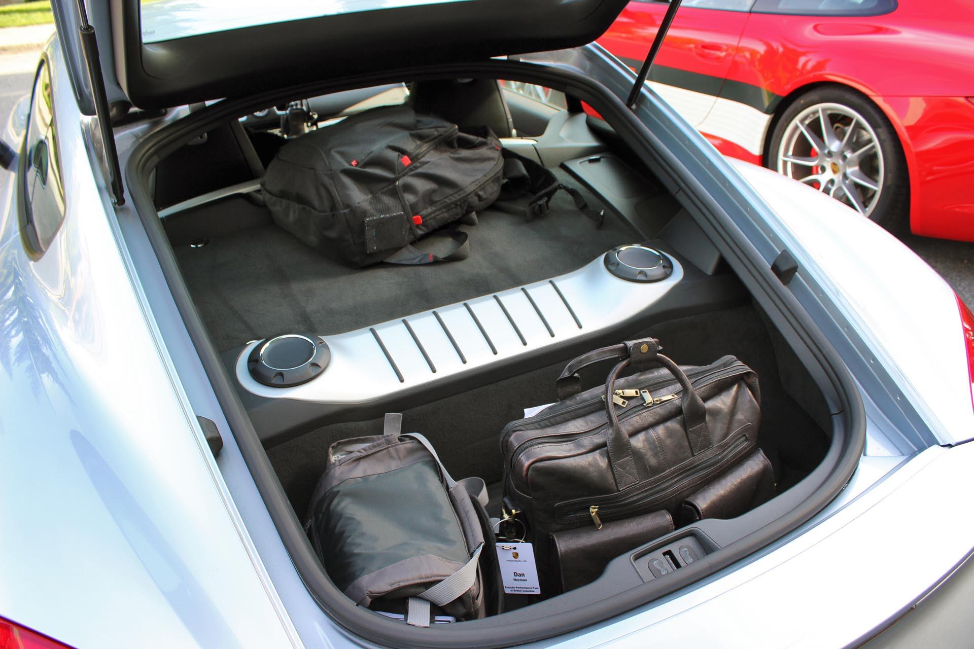 2015 Porsche Cayman S Autosca