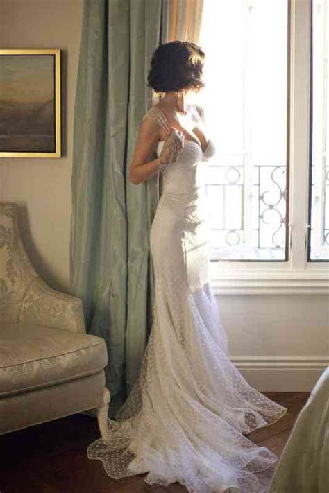 310 best images about Fashion   Gowns, Wedding, Formal