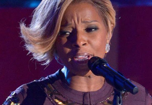"Wow! Guess Who Mary J. Sang About in A ""Whole Damn Year"" To Repair My Body?"