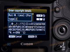 1D MarkIV C.FnIV Copyright Information Change Details