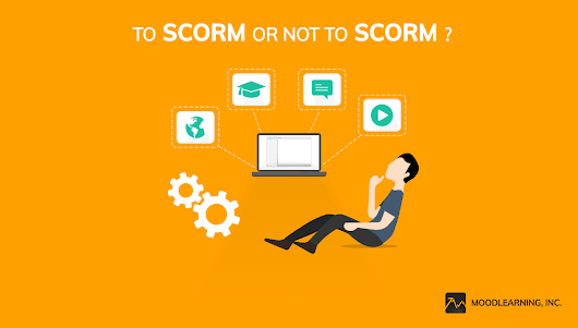 To SCORM or not to SCORM -- LMS instructional content development