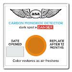 Carbon Monoxide Detector ASA-CO-D