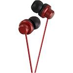 JVC HA FX8-R Riptidz In-Ear Earphones