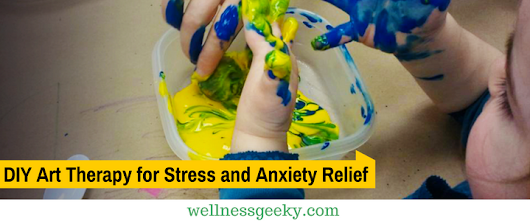 Art Therapy: How Creating Art Helps to Reduce Stress and Anxiety