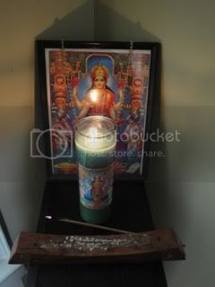 Laxmi_candle_MVR.jpg picture by pranadevi