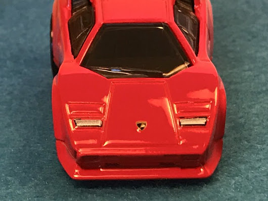 this hot wheels lamborghini countach tooned was released as part of the 2. Black Bedroom Furniture Sets. Home Design Ideas