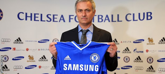 Jose Mourinho: Chelsea sack boss after Premier League slump         |          NEWS!