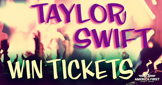 Enter To Win Taylor Swift Tickets